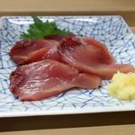 家庭料理 小川 - かつお造り