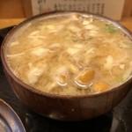 86756219 - 味噌汁