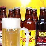 串かつ春日 - ドリンク写真:ホッピーが飲めるお店です。
