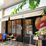 burger house UZU - 店舗外観ですw