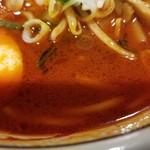 ラーメン小太郎 - スープ