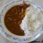NHK放送技術研究所 食堂 -