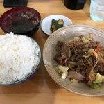 86765519 - 2018.5.11  プルコギ定食
