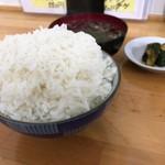 86765531 - 2018.5.11  てんこ盛りご飯