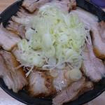 86769380 - チャーシュー麺、中盛り(200g)