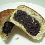 守谷製パン店 - ぎっしりアンコのアンパン!
