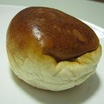 守谷製パン店 - アンパン外見は普通だが。。。