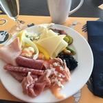 Tallink Silja International  - 2日目の朝は最高に美味しい朝でした!