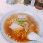 タカノ - ラーメン  350円