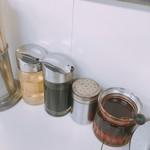 タカノ - 卓上の調味料各種