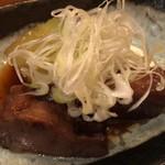 料理屋 錦三山車楼 - イベリコ煮豚と冬瓜