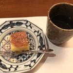 料理屋 錦三山車楼 - 自家製デザート
