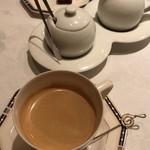 ブラッセリー ブルゴーニュ - コーヒー