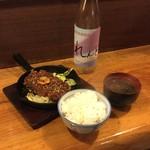 しんかい - 料理写真:九州だと食べる機会がない「味噌カツ」美味い!