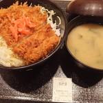 松のや - 料理写真:(2018年05月)