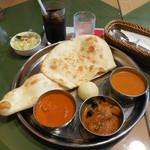 マサラキッチン - ...至って普通・よく有る感じのインドカレー。。