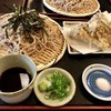 そば処 わへい - 料理写真:舞茸天もり 1,300円(税別)