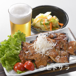 十勝豚丼 いっぴん - 豚皿セット