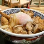 吉野家 - 料理写真:鶏すき丼(450円)(2018.05現在)