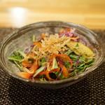 とぶ - 野菜サラダ