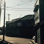 uchikawa六角堂 - 少し離れて   映画のセットみたい