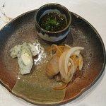 Wabisabiya - 前菜