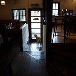 ハミングバード - 愛犬のふうちゃんが迎えてくれる