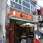 ORSO - オープンで入りやすい店構え