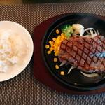 ビストロ フェリーチェ - 1.000円ステーキ:200g