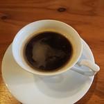 City Oasis - エスプレッソをお湯で割ったコーヒーらしいです。