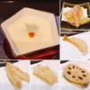 天ぷら よしおか - 料理写真: