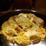 とき和 - 料理写真:「上かつ煮」アップ
