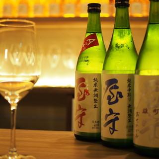 【関東縛り】際立つ個性とその美味さ。関東の日本酒のみ取扱