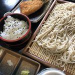 絃 - 料理写真:お好みセット 790円