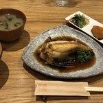 魚とし - 淡路産オコゼの煮付け