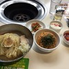 ヴイ・ブリアン - 料理写真:盛岡冷麺とビビンバチャーハンのランチ