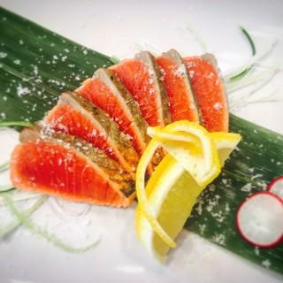 世界中の『鮭』を和・洋・地中海料理でお楽しみいただけます◎