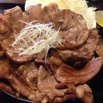 86789163 - 豚丼セット(松) ¥1,280