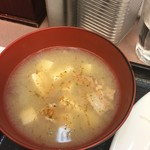 ランチハウス ミトヤ - トン汁