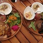 Cafe terrace kikinomori -