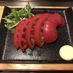 神戸鉄板 長田いっしん - 冷やしトマト
