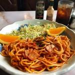 リバーストーン - 料理写真:Bランチのナポリタン