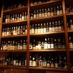 bar K家 - ☆ボトルが満載です!(^^)!☆