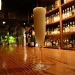 bar K家 - ☆メロンシャンパン(●^o^●)☆
