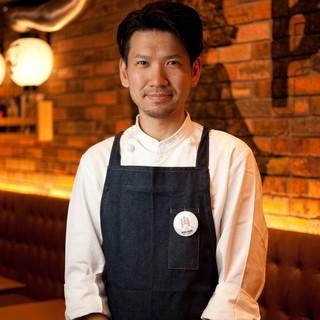 大衆ビストロ酒場肉マレ料理長~相馬太