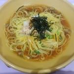 ビープレイス - 料理写真:しめじとツナの和風おろしスパゲティ