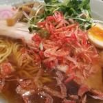 麺屋 海山  - 料理写真:醤油海山ラーメン 680円