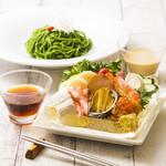 中国料理 三楽 - 料理写真:【6~8月】<2種類の味が楽しめる>冷麺極 2,900円