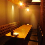 6 Connection Dining - 内観写真: