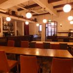エノフィリア - テーブル席